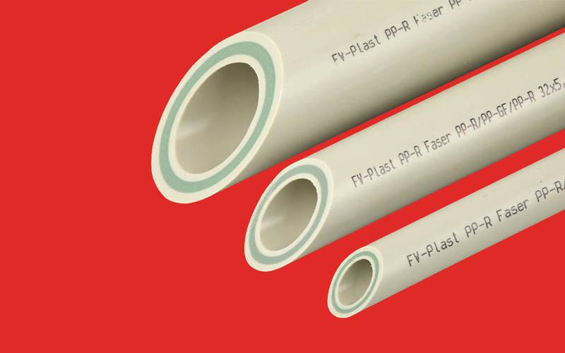 Полимерные трубы - поливинилхлоридные, стеклопластиковые и пр.